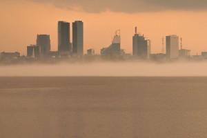 Tallinna_kõrghooned_udus