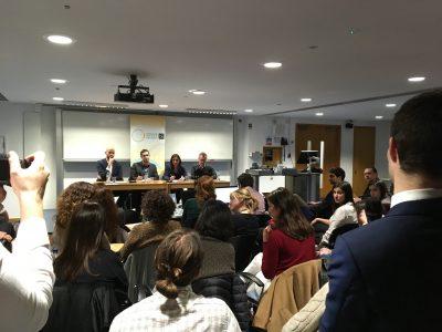 crisis in catalonia LSE debate