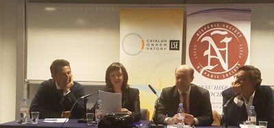 conference catalan independence LSE