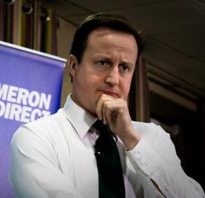 UK Prime Minister David Cameron Credit: Jim Millen (CC BY-NC-SA 2.0)