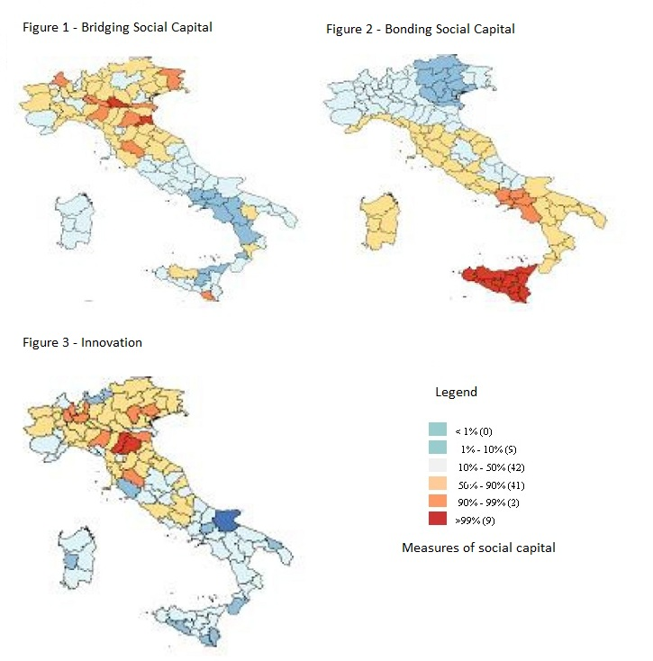 Capital Of Italy Map.In Italy Social Capital Can Bridge Disconnected Communities And