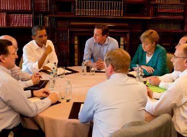 39th G8 Summit, Lough Erne, Credit: Enrico Letta (CC BY 2.0)