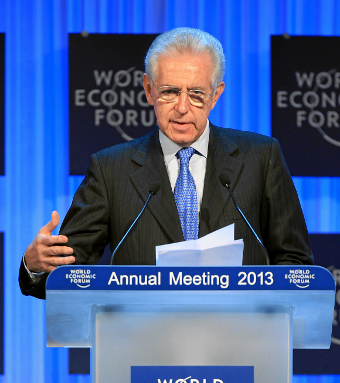 Mario Monti (Credit: World Economic Forum, CC BY 2.0)