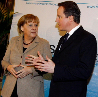 Angela Merkel and David Cameron, Credit: Sebastian Zwez (CC-BY-SA-3.0)