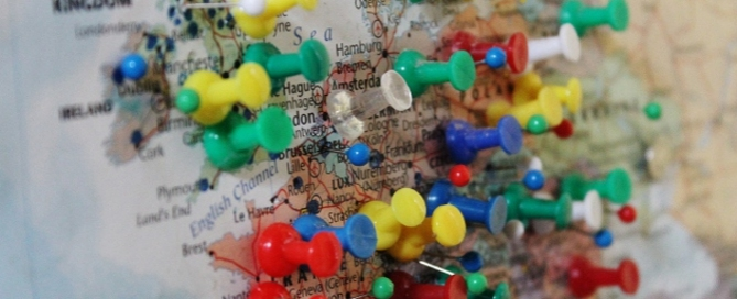 europe pins