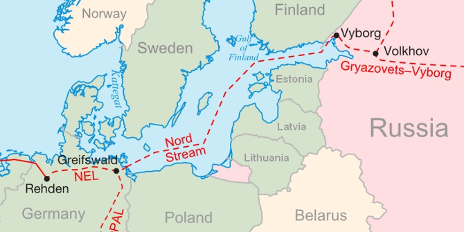 Nord Stream has allowed Germany to take a stronger line with Russia, but other EU members cannot afford confrontation
