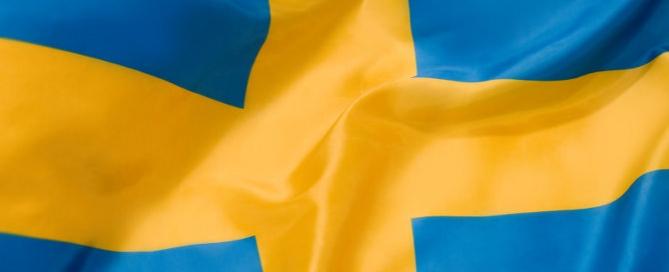 swedeflagupclose