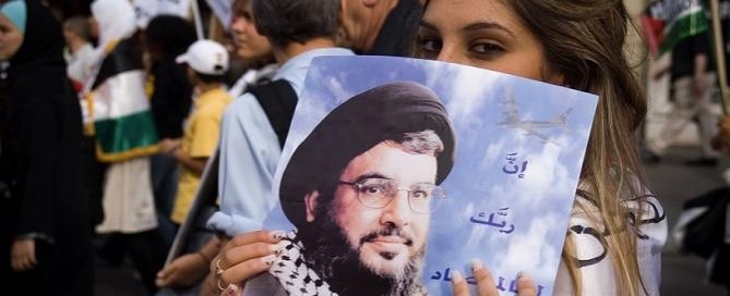 Hezbollahsupporter
