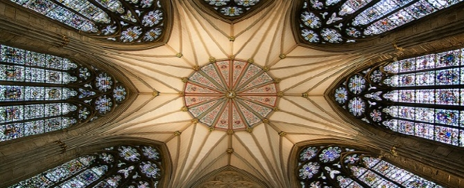 religion ceiling
