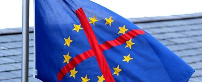 euroscepticism - eu flag