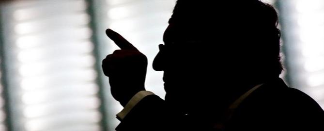 Barroso silhouette