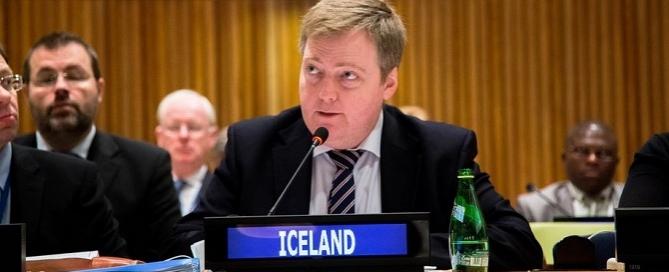 Iceland PM