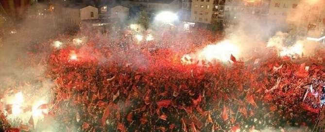 montenegro celebrations