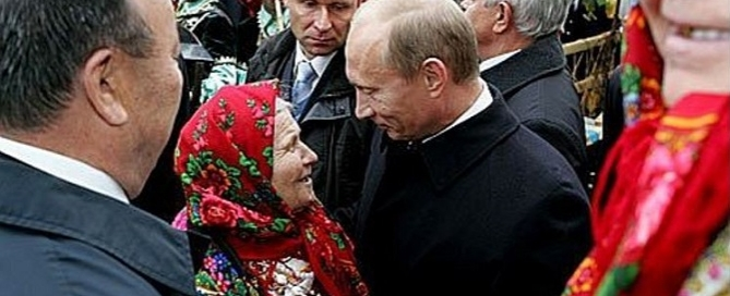 Putin babushka
