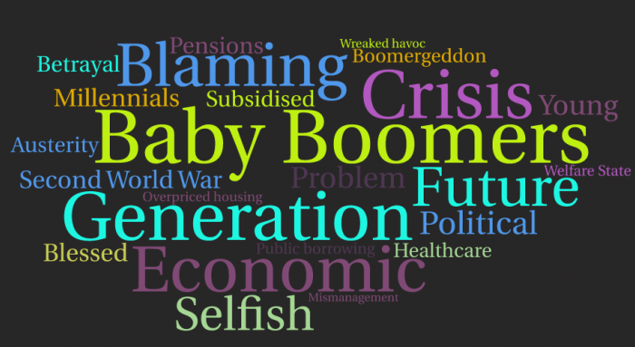 From Brexit to the pensions crisis, how did the Baby Boomers get the blame for everything?