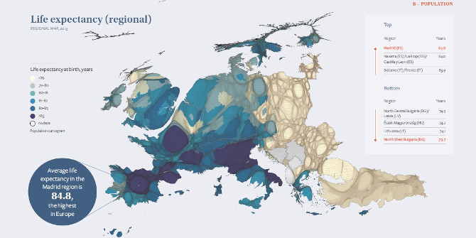 An atlas with a positive message for a European people united in diversity