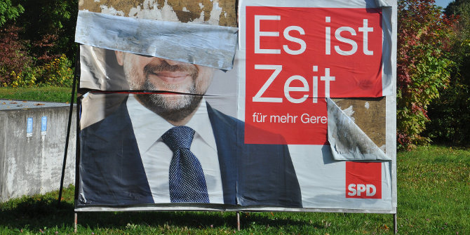 The beginning of the end for political stability? How the new generation of CDU and SPD members are seeking to reshape German politics