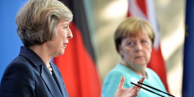 What the 2015 Greek debt negotiations tell us about Germany's negotiating stance on Brexit