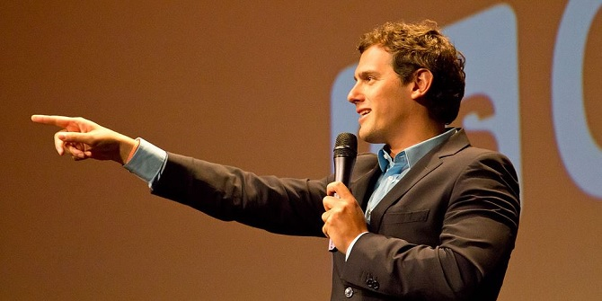 A new political bandwagon? The rise of Ciudadanos in Spain