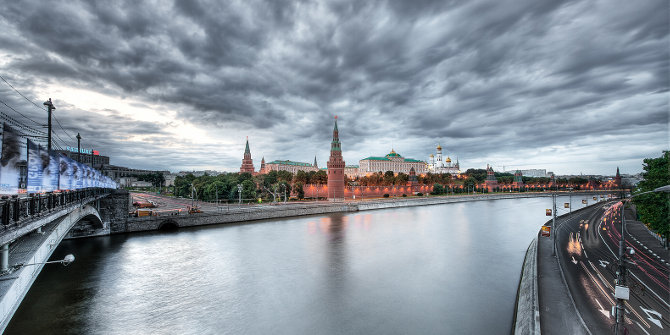 Why Russia is economically weak and politically strong