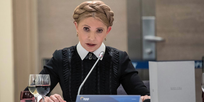 Yulia Tymoshenko's policies sit uneasily with her image as a pro-European politician