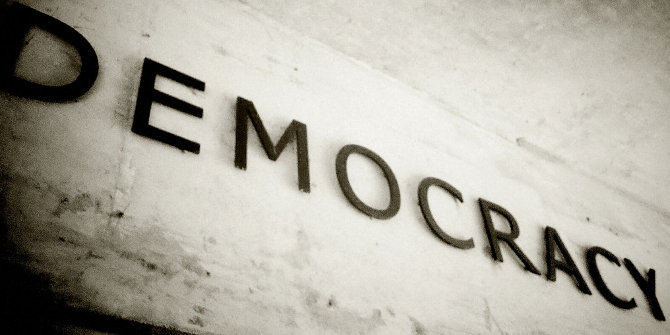 Can there be a democratic theory for the real world?