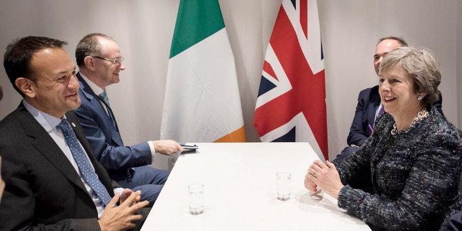 Mutually assured destruction? Understanding the UK and Ireland's standoff over the Northern Irish border