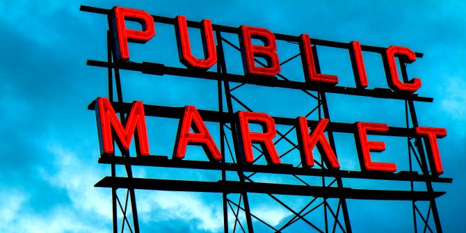 Book Review: The Market by Matthew Watson