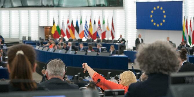 How the European Union falls apart