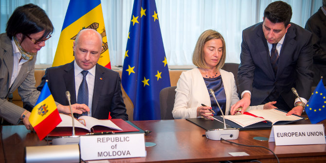 Moldova's political crisis is calling the country's commitment to European integration into question