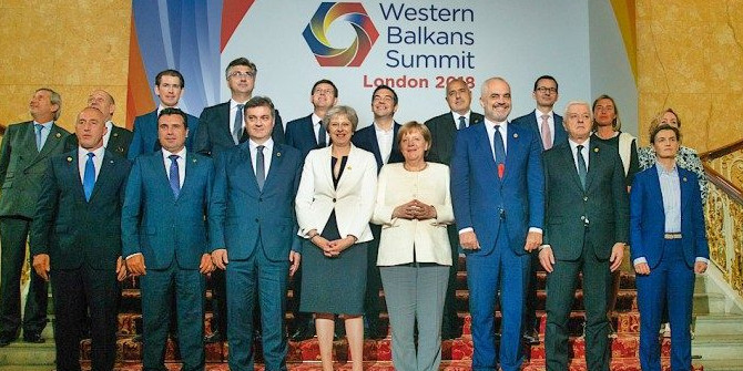 Sitting on the fence: How the London summit exposed the inertia in the EU's reconciliation policy for the Western Balkans