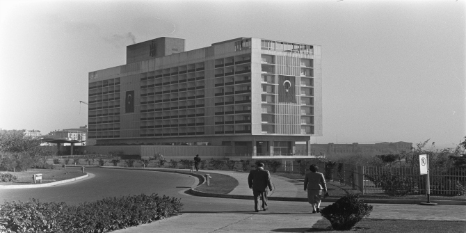 Book Review: Hotels and Highways: The Construction of Modernization Theory in Cold War Turkey by Begüm Adalet
