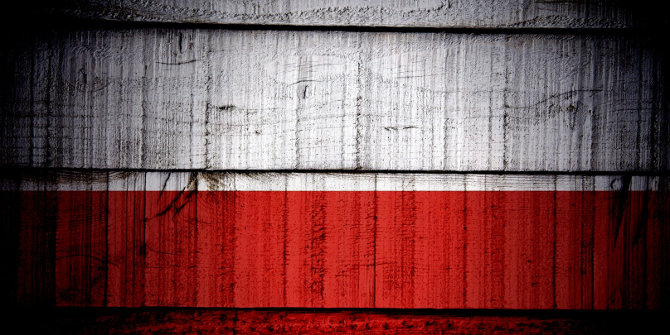 How is the conflict over judicial reforms affecting Polish politics?
