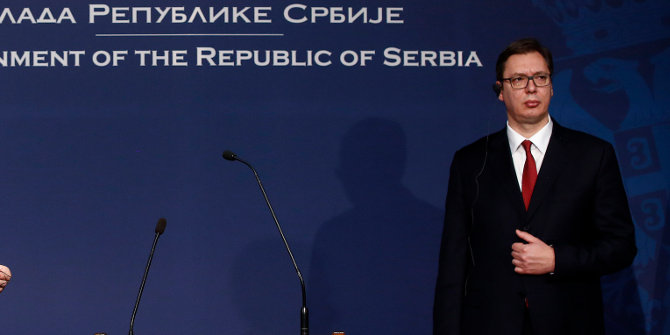 Kosovo and Serbia: A dangerous but not unprecedented Balkan land swap
