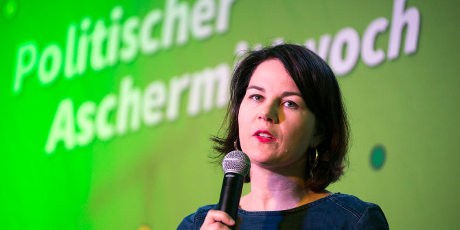The silent rise of Germany's Green party | EUROPP