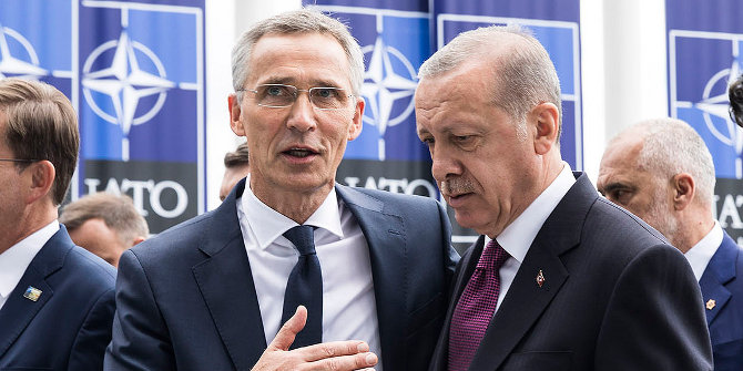 Why Turkey's currency crisis is deepening the rift between Ankara and the West