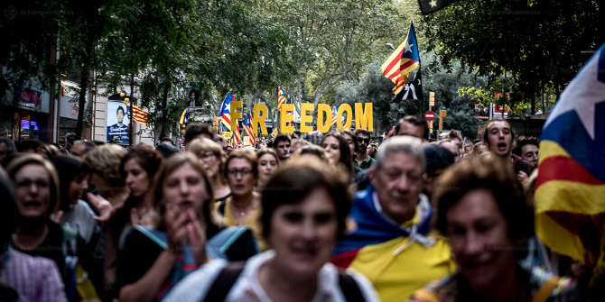 Challenges on the 40th anniversary of the Spanish constitution: Can Spain find a way to accommodate Catalonia?