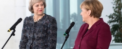The German reaction to Theresa May's speech: A mixed response to 'hard Brexit'
