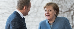 What Germany's grand coalition means for European defence and security