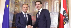 Austria's right-wing government at six months: What's the record so far?