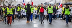 How to measure subjective poverty in France – and what this tells us about the anger of the Yellow Vests