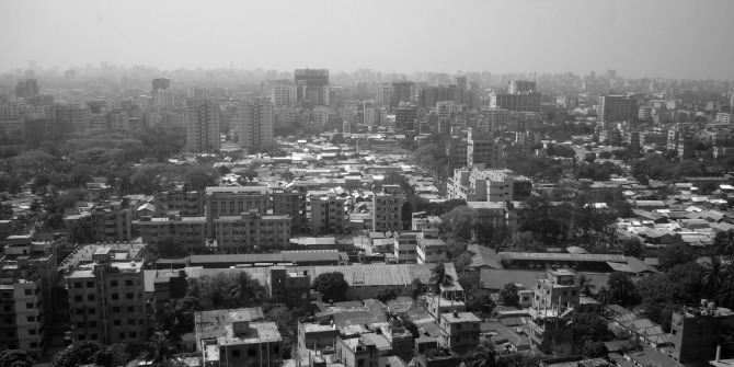 Weeding out the grassroots in a concrete jungle: reflections from Dhaka, Bangladesh