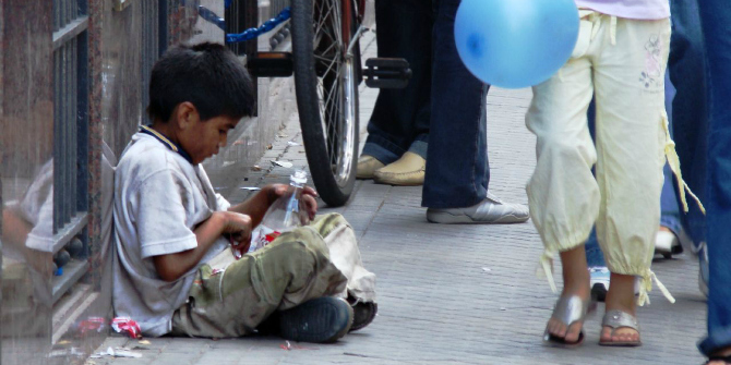 Challenges and strengths, thinking about ´street children´