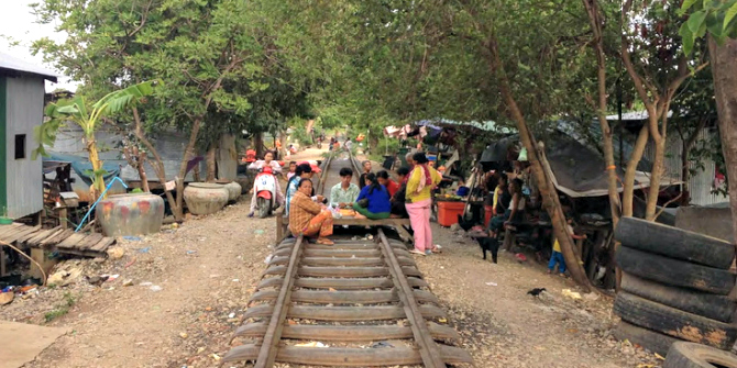 Forced displacements in Cambodia: Creative re-appropriation practices versus current models of urban development