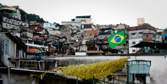 A different kind of security: The need for appropriate healthcare policies in Rio de Janeiro's favelas