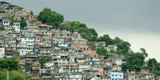 Favela pacification and mega-events in Rio: Shifting the nature of 'narco politics'