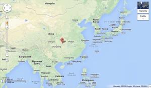 Enshi, Hubei Province, China