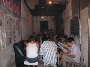 Residents' Legal Study Forum in Shanghai
