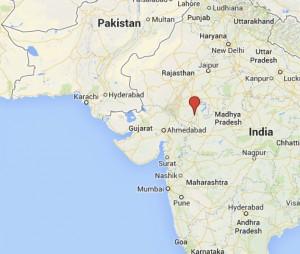 District Pratapgarh, southeast Rajasthan, India
