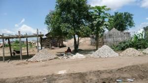 Figure 1: View of Juba, South Sudan (Photographed by Rachel Ayrton, 2013)
